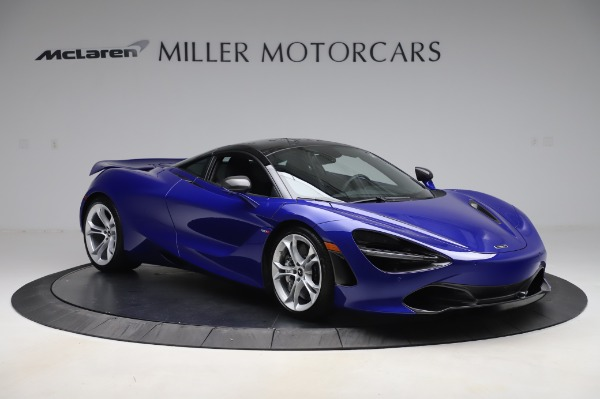 New 2020 McLaren 720S Coupe for sale $349,050 at Pagani of Greenwich in Greenwich CT 06830 7