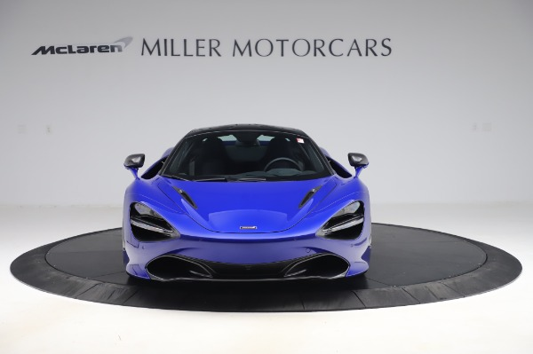 New 2020 McLaren 720S Coupe for sale $349,050 at Pagani of Greenwich in Greenwich CT 06830 8