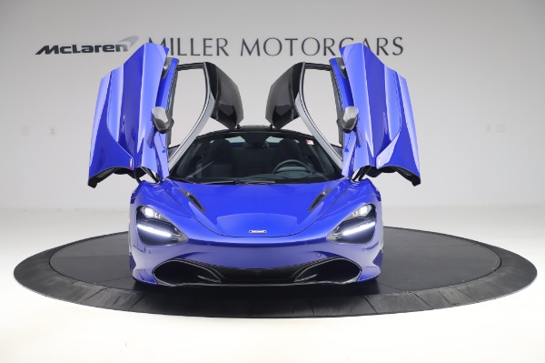 New 2020 McLaren 720S Coupe for sale $349,050 at Pagani of Greenwich in Greenwich CT 06830 9