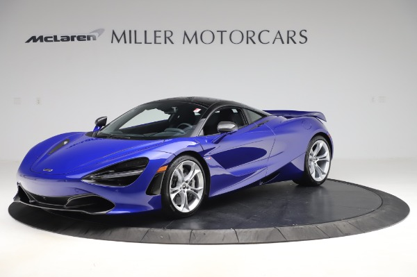 New 2020 McLaren 720S Coupe for sale $349,050 at Pagani of Greenwich in Greenwich CT 06830 1