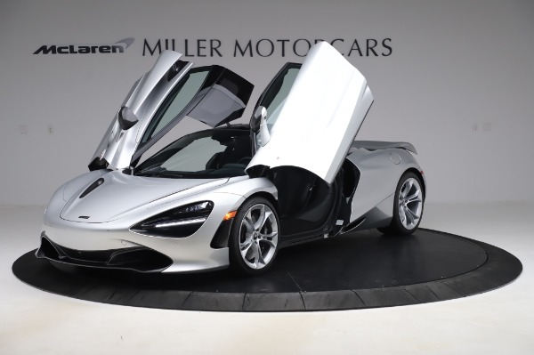 New 2020 McLaren 720S Coupe for sale $347,550 at Pagani of Greenwich in Greenwich CT 06830 10