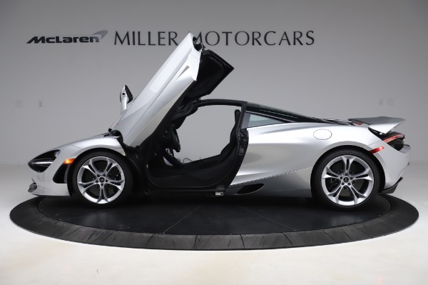 New 2020 McLaren 720S Coupe for sale $347,550 at Pagani of Greenwich in Greenwich CT 06830 11