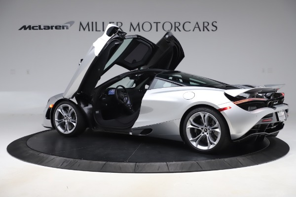 New 2020 McLaren 720S Performance for sale $347,550 at Pagani of Greenwich in Greenwich CT 06830 12