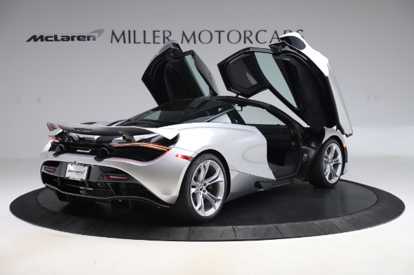 New 2020 McLaren 720S Performance for sale $347,550 at Pagani of Greenwich in Greenwich CT 06830 14