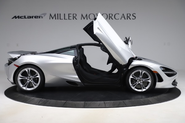 New 2020 McLaren 720S Coupe for sale $347,550 at Pagani of Greenwich in Greenwich CT 06830 15