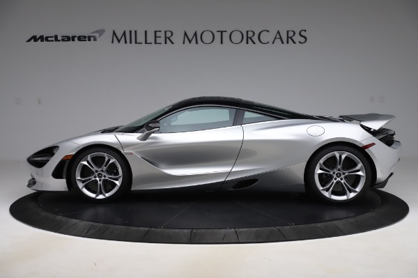 New 2020 McLaren 720S Coupe for sale $347,550 at Pagani of Greenwich in Greenwich CT 06830 2