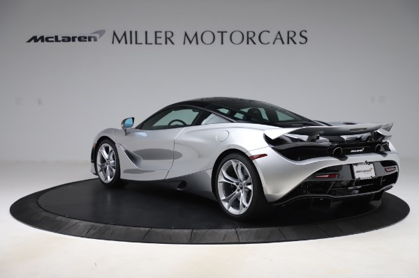 New 2020 McLaren 720S Coupe for sale $347,550 at Pagani of Greenwich in Greenwich CT 06830 3