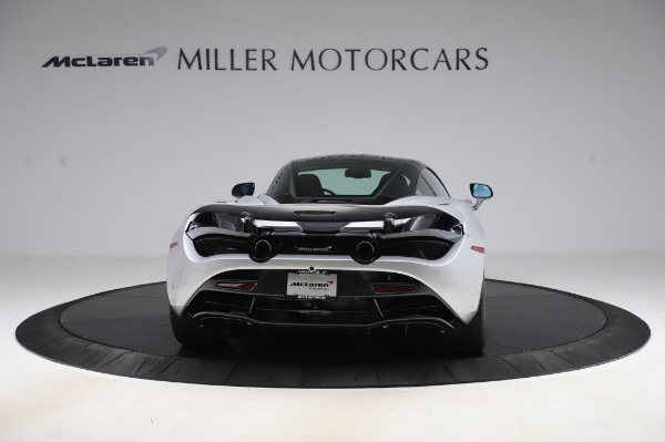 New 2020 McLaren 720S Performance for sale $347,550 at Pagani of Greenwich in Greenwich CT 06830 4