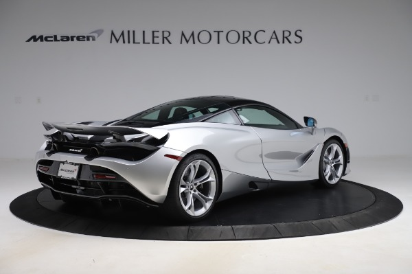 New 2020 McLaren 720S Coupe for sale $347,550 at Pagani of Greenwich in Greenwich CT 06830 5