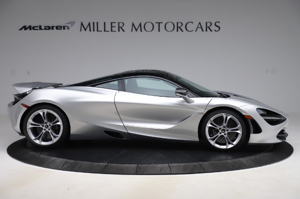 New 2020 McLaren 720S Performance for sale $347,550 at Pagani of Greenwich in Greenwich CT 06830 6