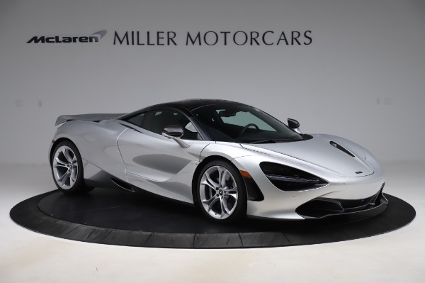 New 2020 McLaren 720S Coupe for sale $347,550 at Pagani of Greenwich in Greenwich CT 06830 7