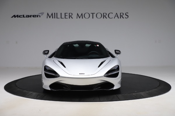 New 2020 McLaren 720S Coupe for sale $347,550 at Pagani of Greenwich in Greenwich CT 06830 8