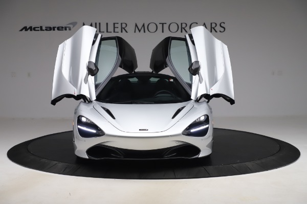 New 2020 McLaren 720S Coupe for sale $347,550 at Pagani of Greenwich in Greenwich CT 06830 9