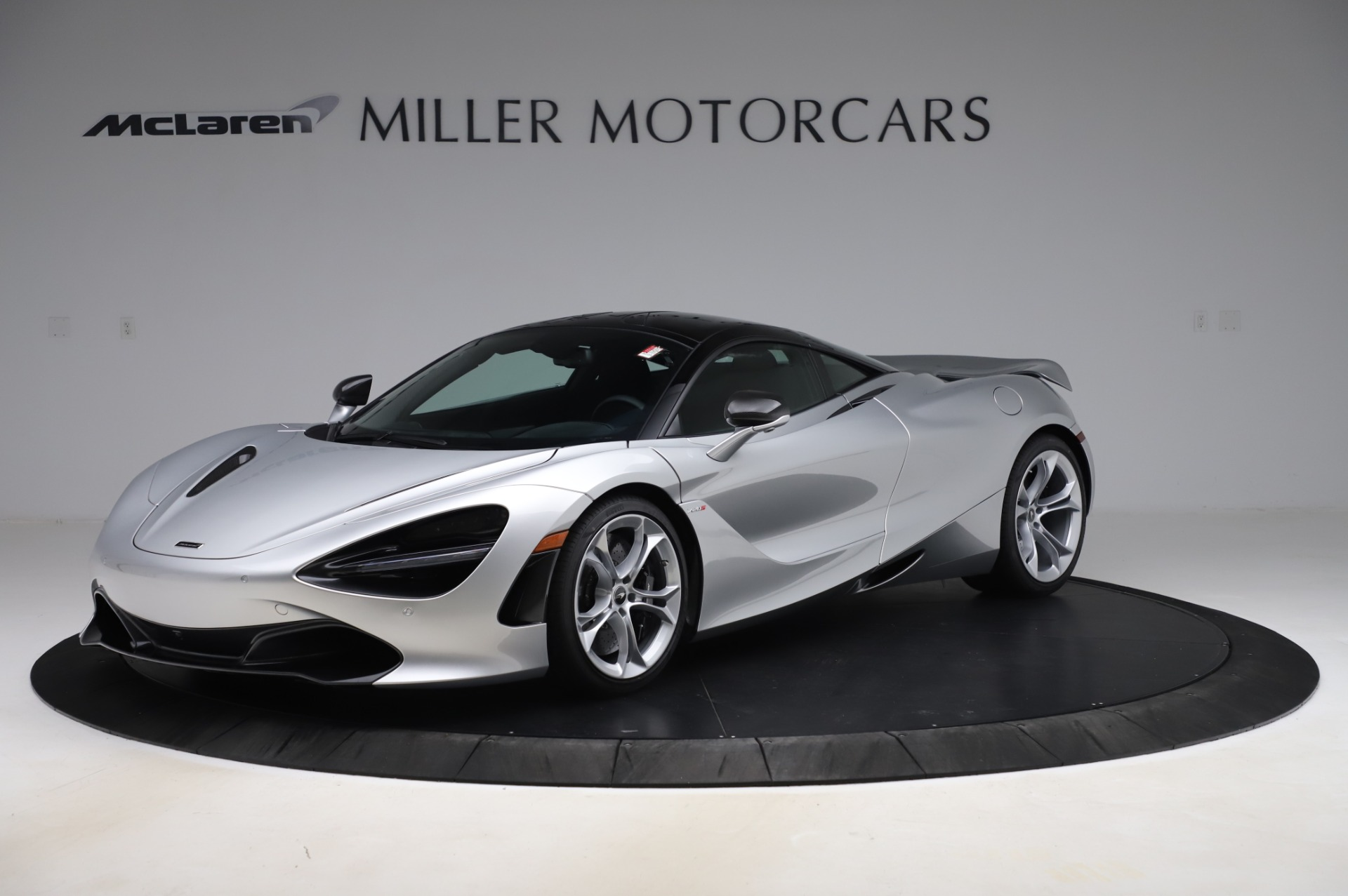 New 2020 McLaren 720S Coupe for sale $347,550 at Pagani of Greenwich in Greenwich CT 06830 1