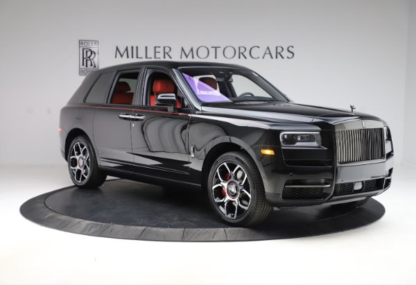 New 2020 Rolls-Royce Cullinan Black Badge for sale $433,950 at Pagani of Greenwich in Greenwich CT 06830 10