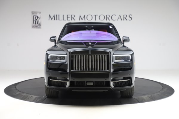 New 2020 Rolls-Royce Cullinan Black Badge for sale $433,950 at Pagani of Greenwich in Greenwich CT 06830 11