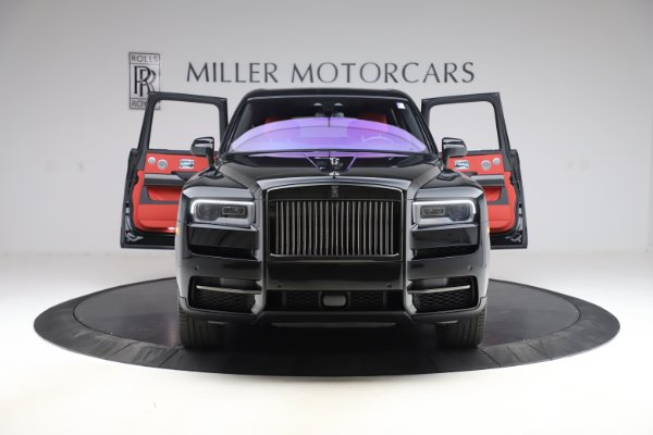 New 2020 Rolls-Royce Cullinan Black Badge for sale $433,950 at Pagani of Greenwich in Greenwich CT 06830 12