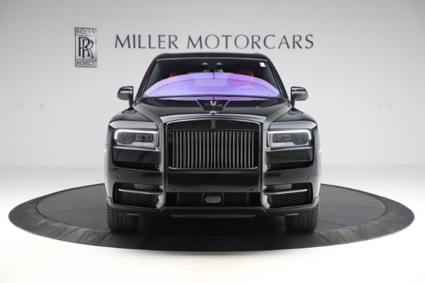 New 2020 Rolls-Royce Cullinan Black Badge for sale $433,950 at Pagani of Greenwich in Greenwich CT 06830 2