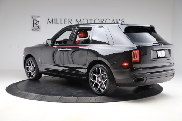 New 2020 Rolls-Royce Cullinan Black Badge for sale $433,950 at Pagani of Greenwich in Greenwich CT 06830 5