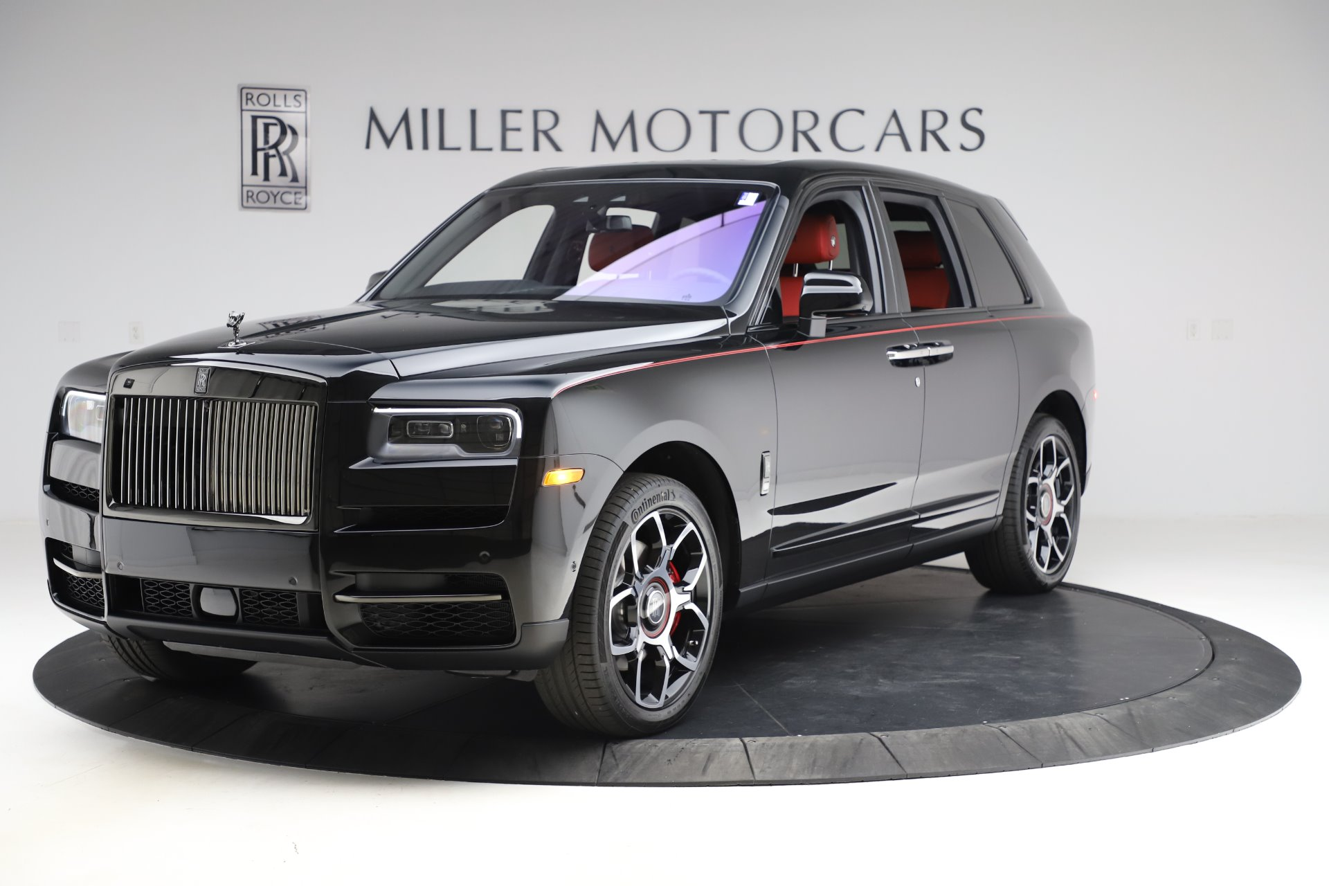 New 2020 Rolls-Royce Cullinan Black Badge for sale $433,950 at Pagani of Greenwich in Greenwich CT 06830 1