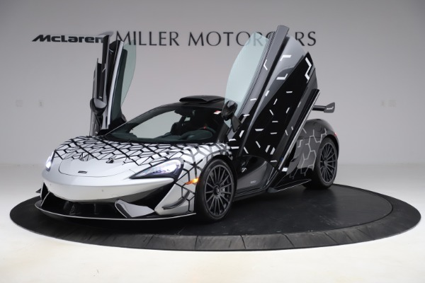 New 2020 McLaren 620R Coupe for sale Call for price at Pagani of Greenwich in Greenwich CT 06830 10