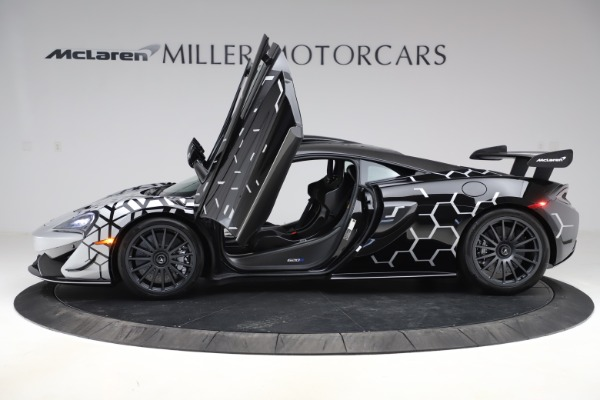 New 2020 McLaren 620R Coupe for sale Call for price at Pagani of Greenwich in Greenwich CT 06830 11