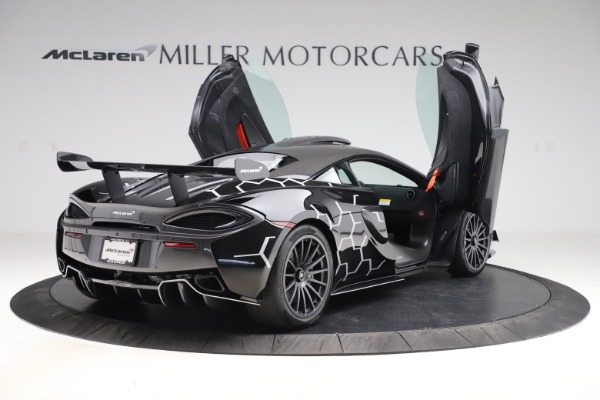 New 2020 McLaren 620R Coupe for sale Call for price at Pagani of Greenwich in Greenwich CT 06830 14