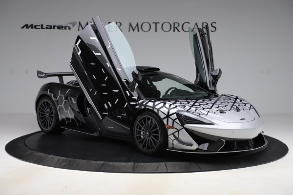 New 2020 McLaren 620R Coupe for sale Call for price at Pagani of Greenwich in Greenwich CT 06830 16