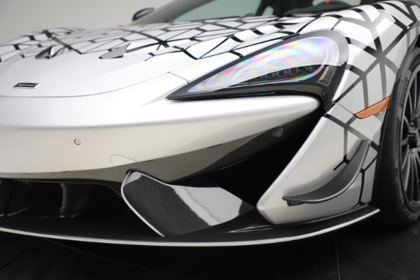 New 2020 McLaren 620R Coupe for sale Call for price at Pagani of Greenwich in Greenwich CT 06830 26