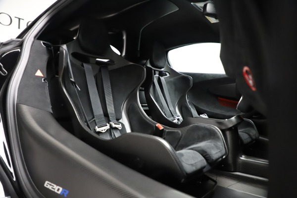 New 2020 McLaren 620R Coupe for sale Call for price at Pagani of Greenwich in Greenwich CT 06830 27