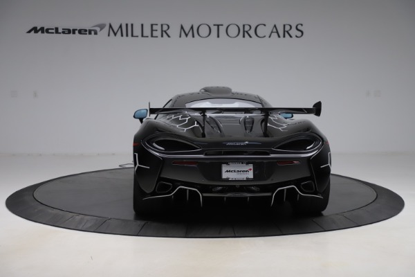 New 2020 McLaren 620R Coupe for sale Call for price at Pagani of Greenwich in Greenwich CT 06830 4