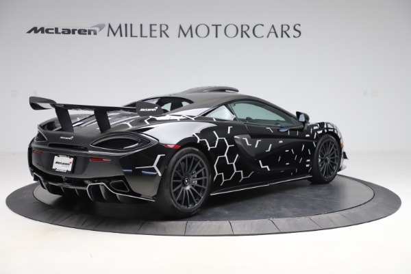 New 2020 McLaren 620R Coupe for sale Call for price at Pagani of Greenwich in Greenwich CT 06830 5