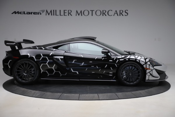 New 2020 McLaren 620R Coupe for sale Call for price at Pagani of Greenwich in Greenwich CT 06830 6