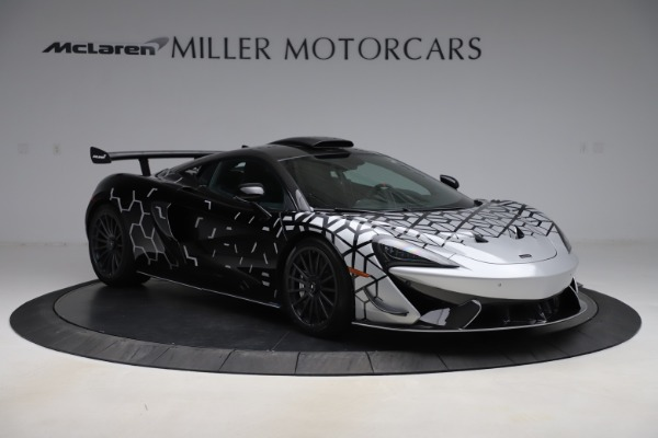 New 2020 McLaren 620R Coupe for sale Call for price at Pagani of Greenwich in Greenwich CT 06830 7