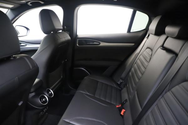New 2020 Alfa Romeo Stelvio Ti Sport Q4 for sale $57,945 at Pagani of Greenwich in Greenwich CT 06830 19