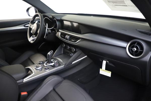 New 2020 Alfa Romeo Stelvio Ti Sport Q4 for sale $57,945 at Pagani of Greenwich in Greenwich CT 06830 22