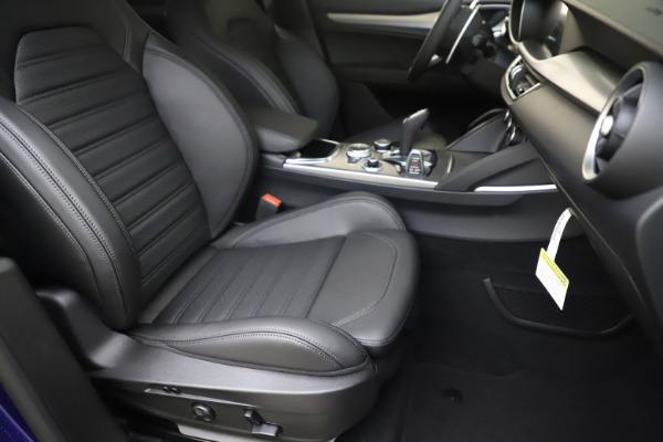 New 2020 Alfa Romeo Stelvio Ti Sport Q4 for sale $57,945 at Pagani of Greenwich in Greenwich CT 06830 24