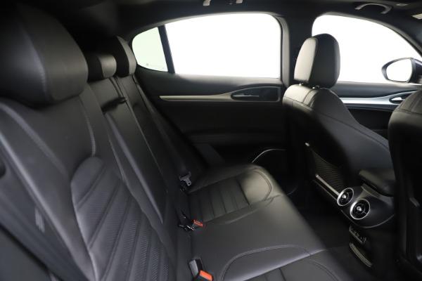 New 2020 Alfa Romeo Stelvio Ti Sport Q4 for sale $57,945 at Pagani of Greenwich in Greenwich CT 06830 27