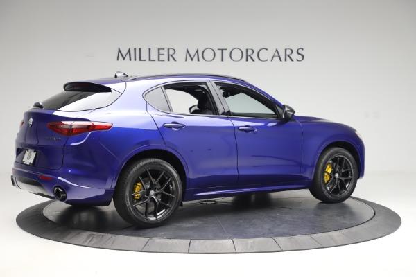 New 2020 Alfa Romeo Stelvio Ti Sport Q4 for sale $57,945 at Pagani of Greenwich in Greenwich CT 06830 8