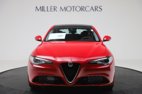 New 2020 Alfa Romeo Giulia Q4 for sale $46,395 at Pagani of Greenwich in Greenwich CT 06830 12