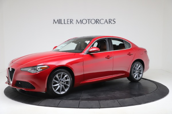 New 2020 Alfa Romeo Giulia Q4 for sale $46,395 at Pagani of Greenwich in Greenwich CT 06830 2