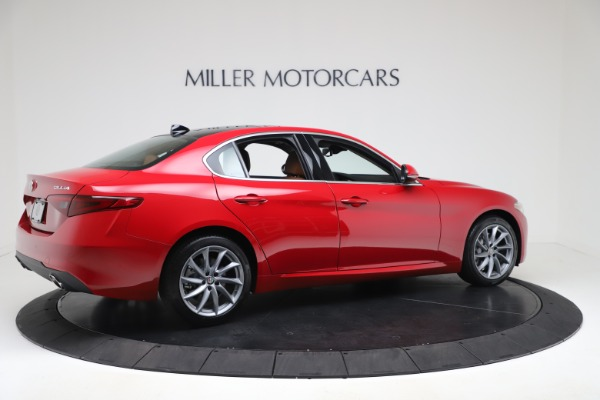 New 2020 Alfa Romeo Giulia Q4 for sale $46,395 at Pagani of Greenwich in Greenwich CT 06830 8