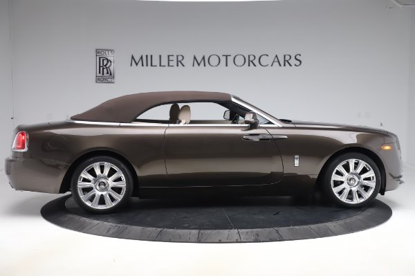 Used 2017 Rolls-Royce Dawn for sale $248,900 at Pagani of Greenwich in Greenwich CT 06830 18