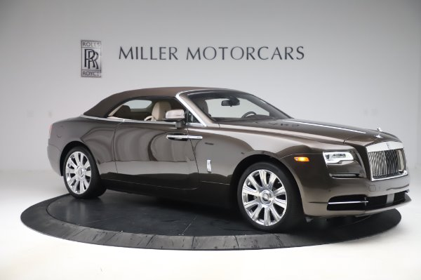 Used 2017 Rolls-Royce Dawn for sale $248,900 at Pagani of Greenwich in Greenwich CT 06830 19