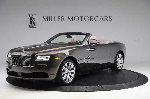 Used 2017 Rolls-Royce Dawn for sale $248,900 at Pagani of Greenwich in Greenwich CT 06830 3