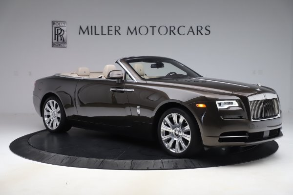 Used 2017 Rolls-Royce Dawn for sale $248,900 at Pagani of Greenwich in Greenwich CT 06830 9