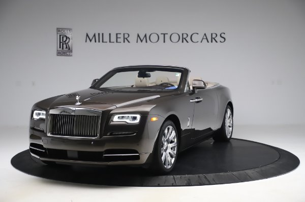 Used 2017 Rolls-Royce Dawn for sale $248,900 at Pagani of Greenwich in Greenwich CT 06830 1