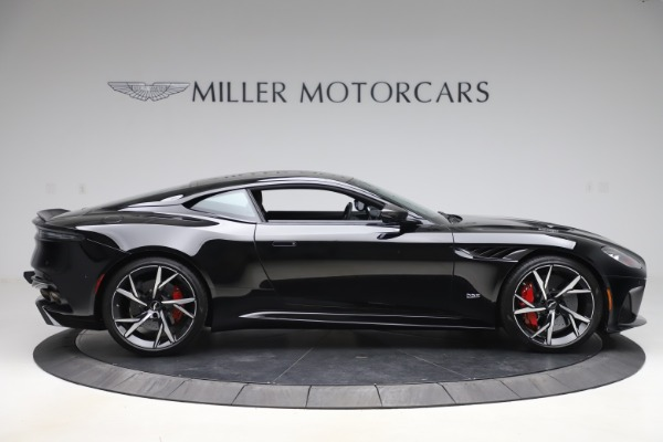 Used 2019 Aston Martin DBS Superleggera for sale $265,900 at Pagani of Greenwich in Greenwich CT 06830 10