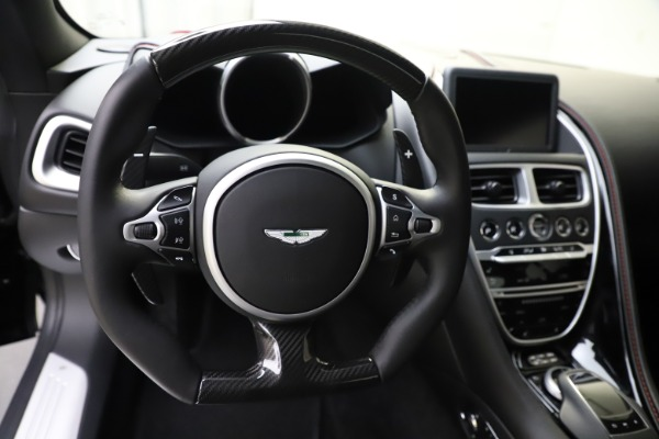 Used 2019 Aston Martin DBS Superleggera for sale $265,900 at Pagani of Greenwich in Greenwich CT 06830 18