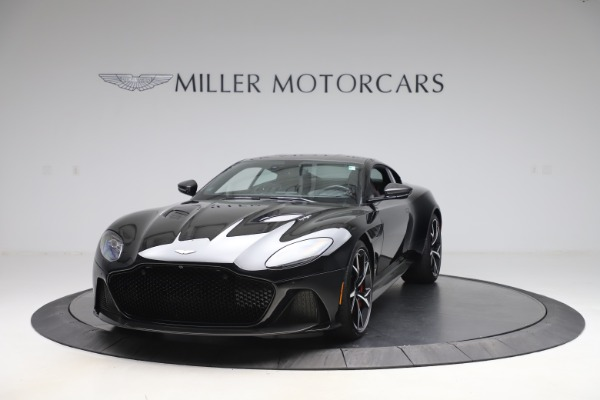 Used 2019 Aston Martin DBS Superleggera for sale $265,900 at Pagani of Greenwich in Greenwich CT 06830 3